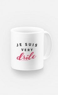 Mug Je suis Very Drôle