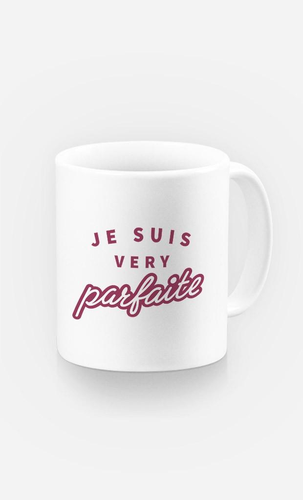 Mug Je suis Very Parfaite