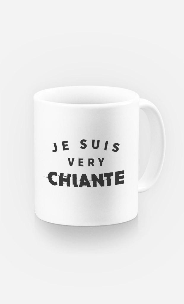 Mug Je suis Very Chiante