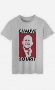 T-Shirt Homme Chauve Sourit