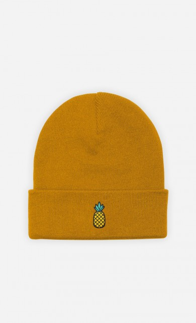 Bonnet Ananas - brodé
