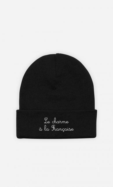 Bonnet Le Charme à la Française - brodé