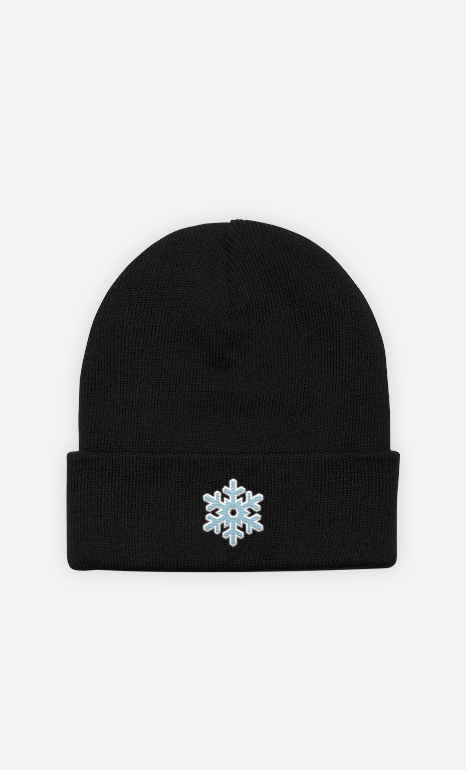 Bonnet Flocon de Neige