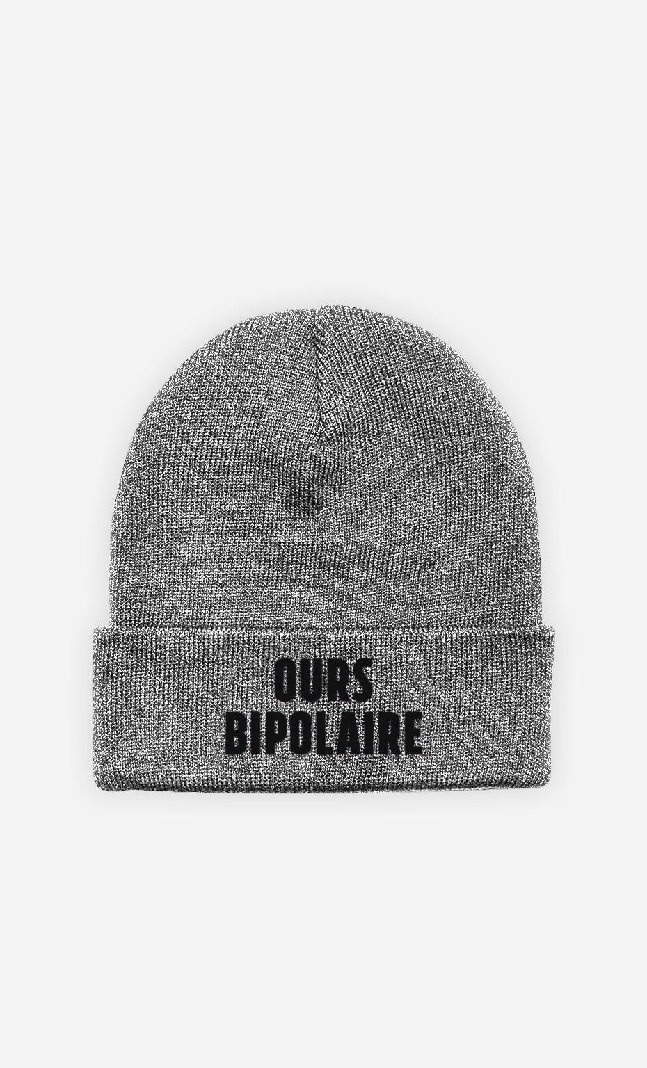 Bonnet Ours Bipolaire