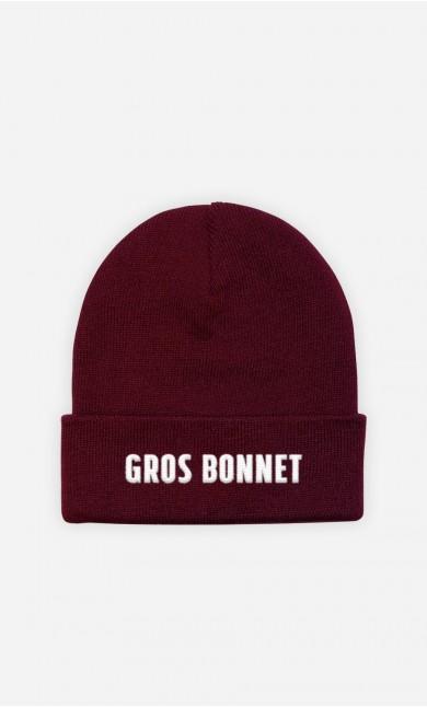 Bonnet Gros Bonnet - brodé