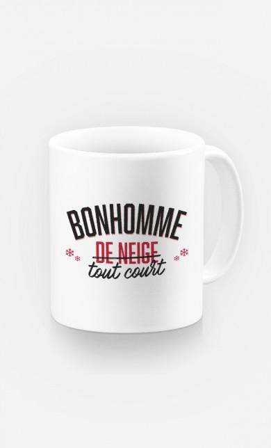 Mug Bonhomme de Neige Tout Court