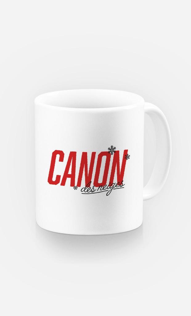 Mug Canon des Neiges