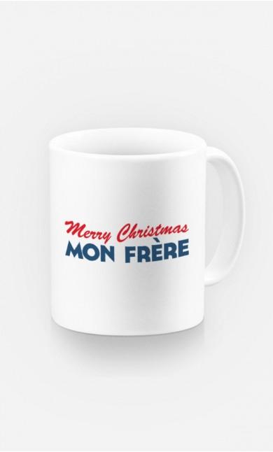 Mug Merry Christmas mon Frère
