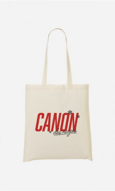 Tote Bag Canon des Neiges