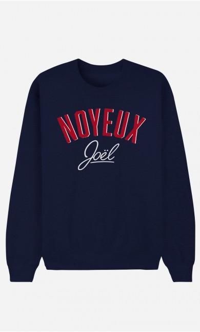 Sweat Bleu Noyeux Joël