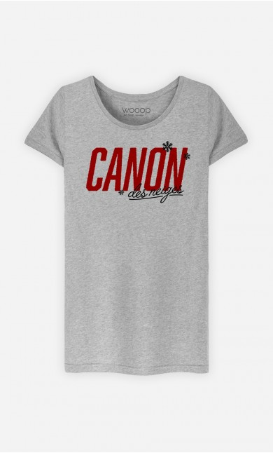 T-Shirt Canon des Neiges