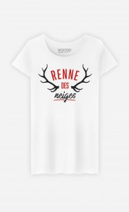 T-Shirt Renne des Neiges