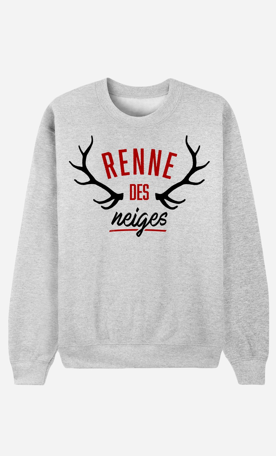 Sweat Renne des Neiges