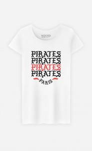 T-Shirt Pirates Paris