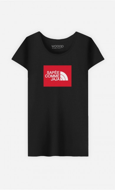 T-Shirt Femme Sapée Comme Jaja