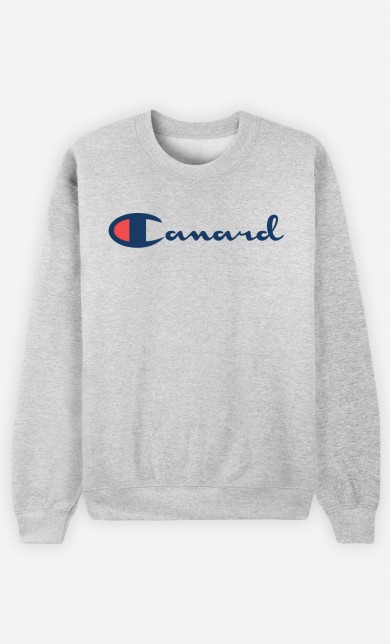 Sweat Canard