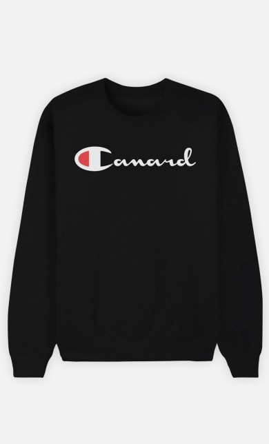 Sweat Noir Canard