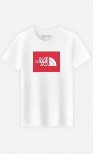 T-Shirt Homme Sapé Comme Jaja
