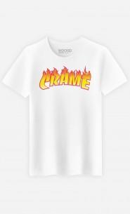 T-Shirt Homme Cramé