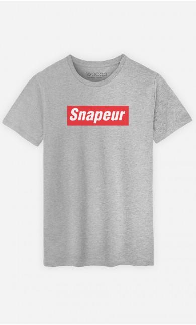 T-Shirt Homme Snapeur