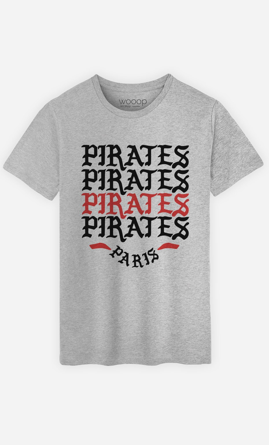 T-Shirt Pirates Paris