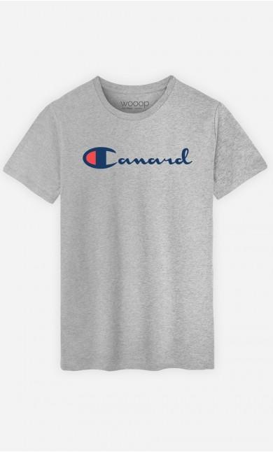 T-Shirt Homme Canard