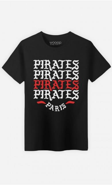 T-Shirt Homme Pirates Paris