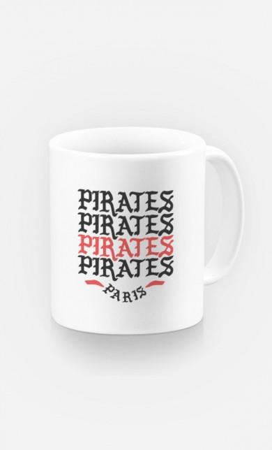 Mug Pirates Paris