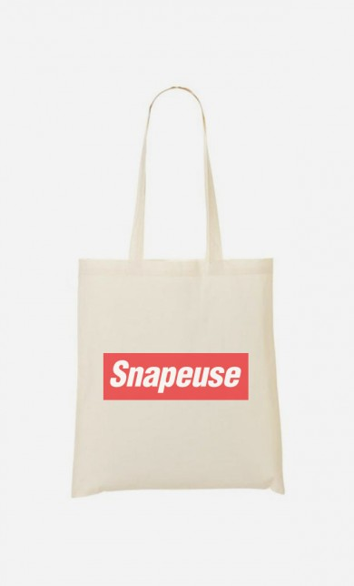 Tote Bag Snapeuse