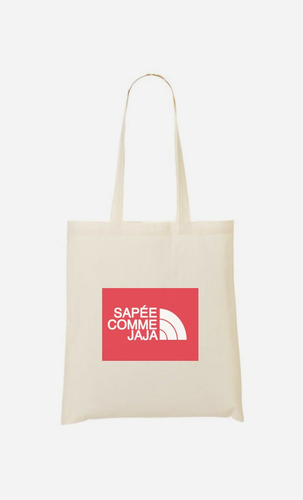 Tote Bag Sapée Comme Jaja