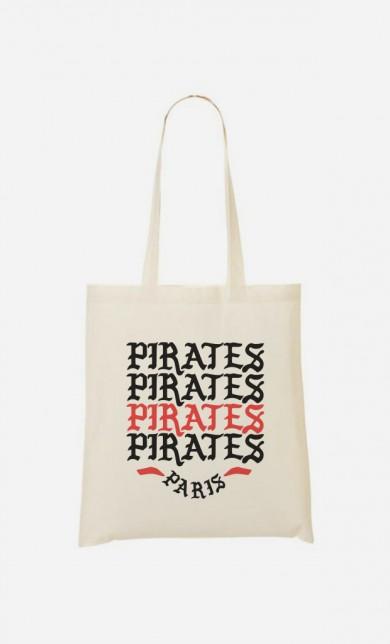 Tote Bag Pirates Paris