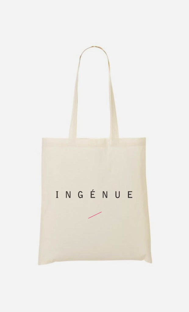 Tote Bag Ingénue