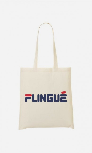 Tote Bag Flingué