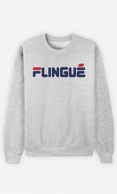 Sweat Homme Flingué