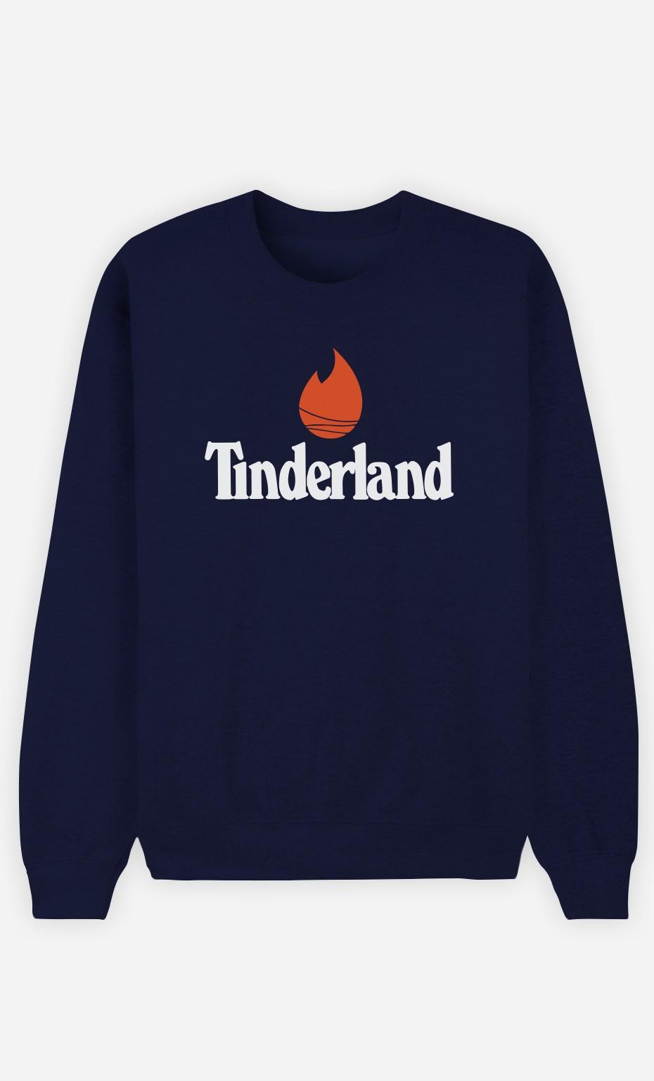 Sweat Bleu Tinderland