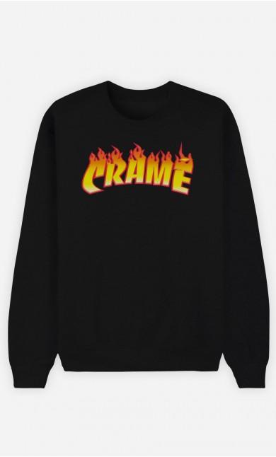 Sweat Femme Cramé