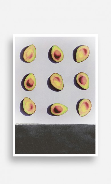 Poster Avocados