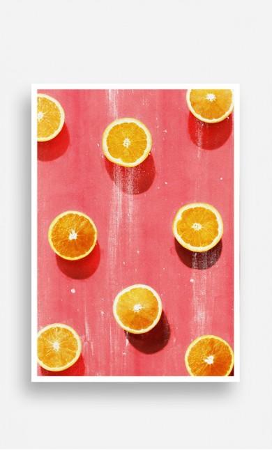 Poster Oranges