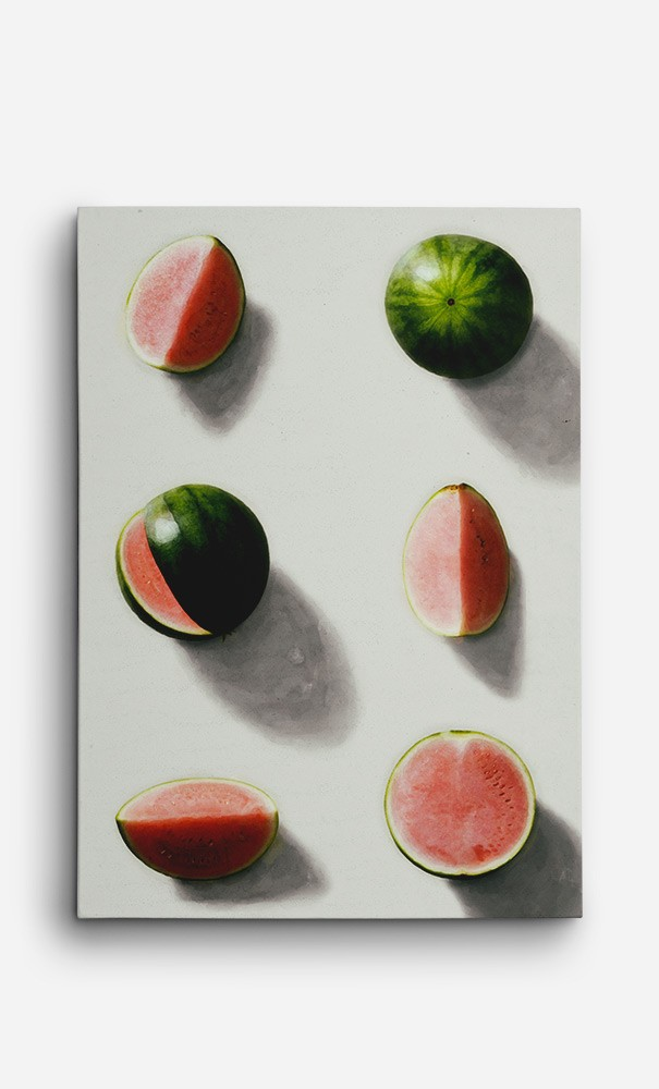 Toile Watermelons