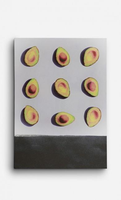 Toile Avocados