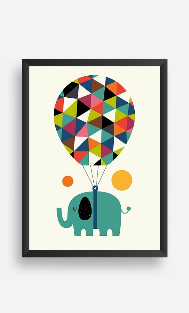 Cadre Flying Elephant