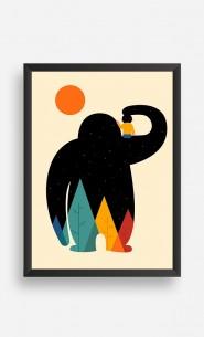 Cadre Papa Sloth