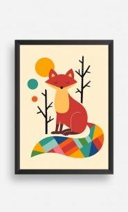 Cadre Ranbow Fox