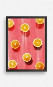 Cadre Oranges