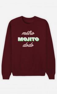 Sweat Homme Métro Mojito Dodo