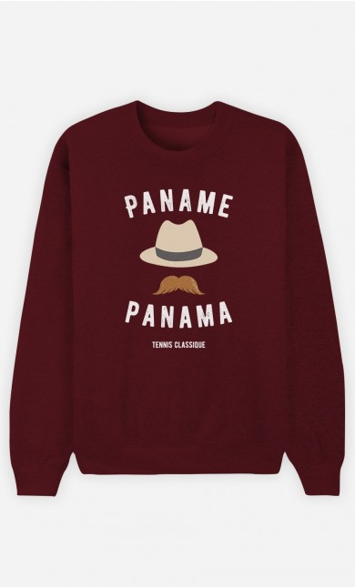 Sweat Homme Paname Panama