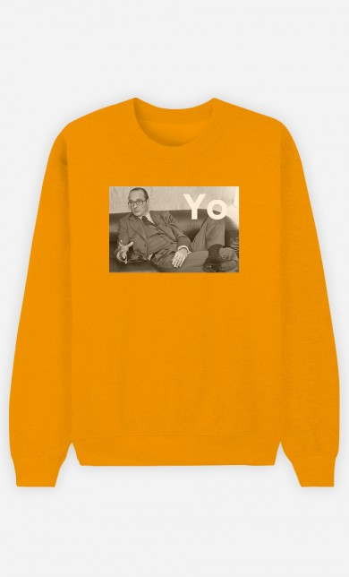Yellow Sweater Chirac Yo