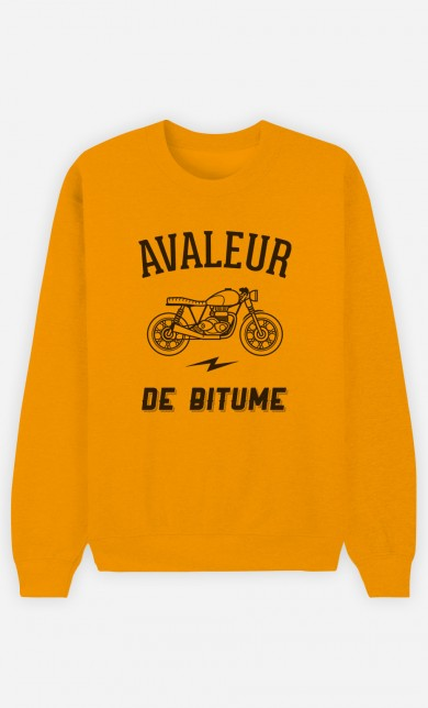 Yellow Sweater Avaleur De Bitume
