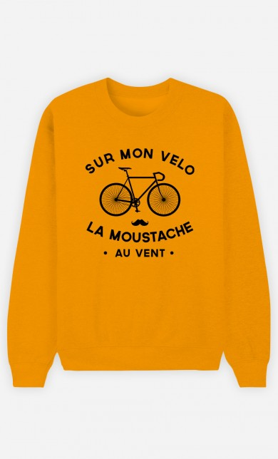 Yellow Sweater La Moustache Au Vent