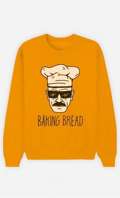 Sweat Moutarde Baking Bread